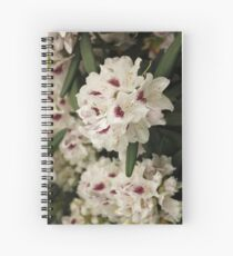 Nature's Own Bouquet For Your Wedding Day Spiral Notebook