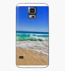 Bunte Wellen Hülle & Skin für Samsung Galaxy