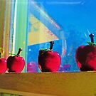 apples by Cherie Hanson