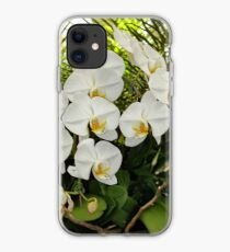 If Only Orchids Would Last Forever iPhone Case