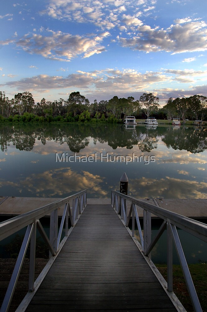 Tranquility by Michael Humphrys