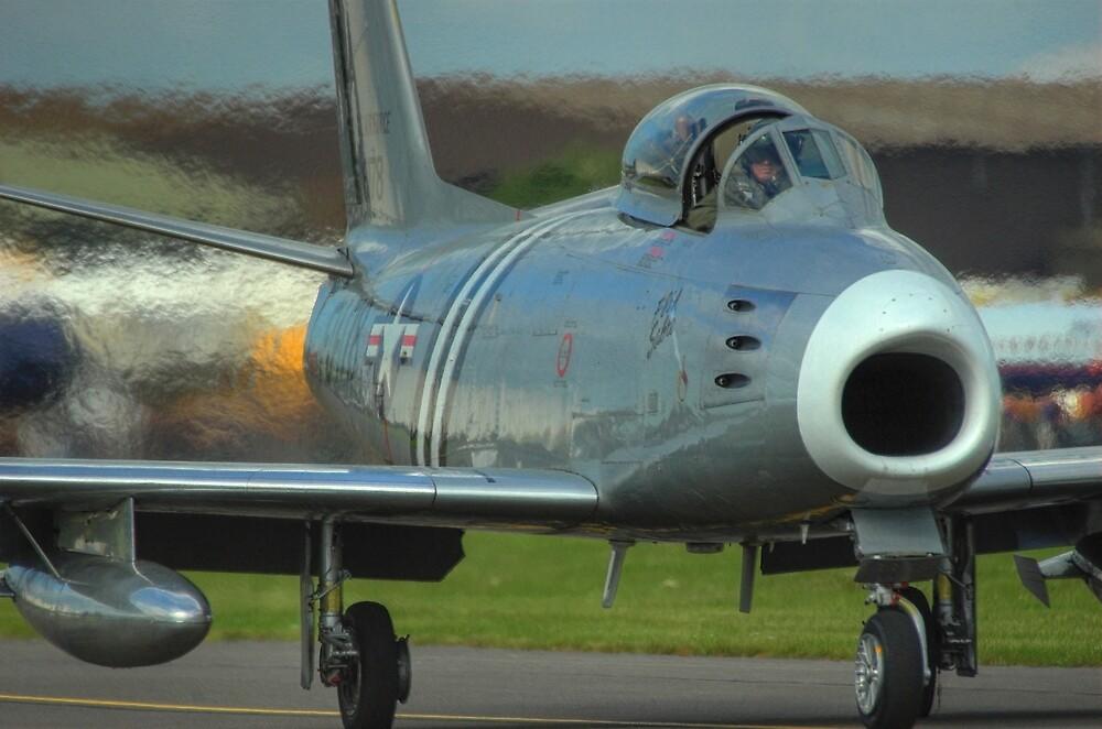 F-86 Sabre by SimplyScene