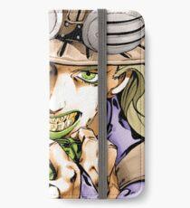 Gyro Zeppeli iPhone Wallet/Case/Skin
