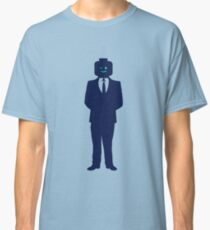 Minifig Business Man  Classic T-Shirt