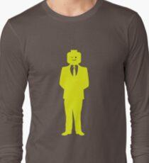 Minifig Business Man  Long Sleeve T-Shirt