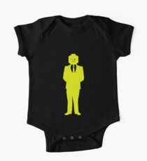 Minifig Business Man  Kids Clothes