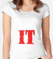 IT - King First Edition Series Women's Fitted Scoop T-Shirt