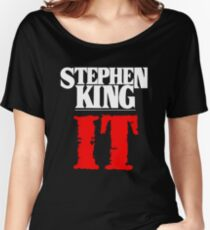 IT - King First Edition Series Women's Relaxed Fit T-Shirt