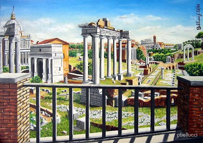 ROMA Foro Romano 53-2006 by pbellucci