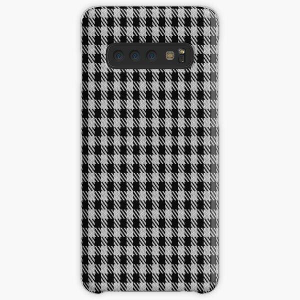 Northumberland District Tartan  Samsung Galaxy Snap Case
