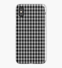 Northumberland District Tartan  iPhone Case/Skin