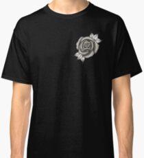 Trad Grey Rose Classic T-Shirt
