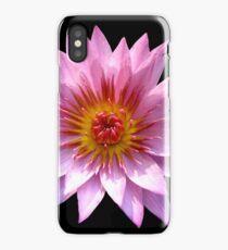 Pink Waterlily iPhone Case/Skin