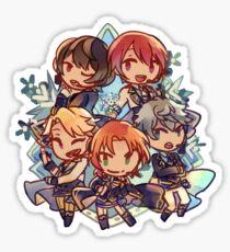 Enstars Knights Star Fest Sticker