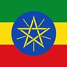 flag of Ethopia by finirat