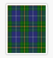 Nova Scotia (Province) District Tartan  Sticker