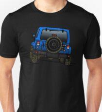 Jeep Wrangler JK [Blue] T-Shirt