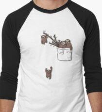 Pocket Sloth Family T-Shirt