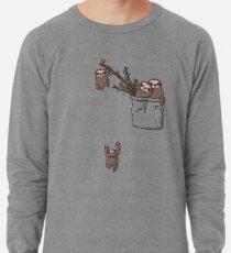 Taschen-Faultier-Familie Leichter Pullover