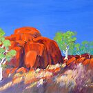 Devils Marbles [re done] by Virginia McGowan