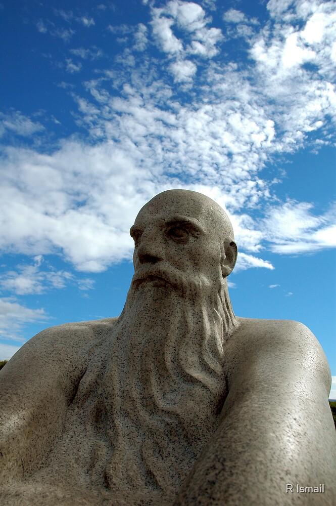 Thor - Viking God by Rini Ismail