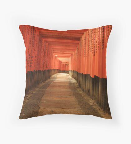 Inari Throw Pillow