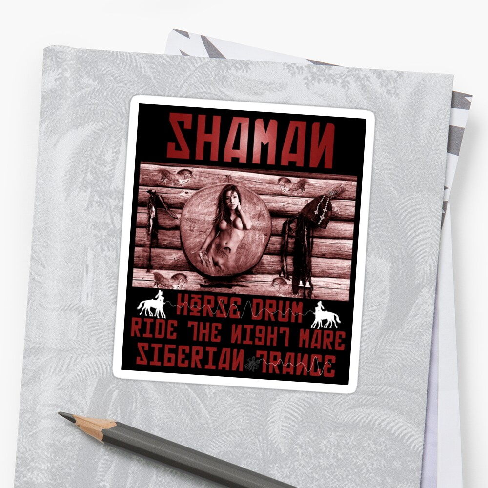 Shaman Night-Mare Drum Siberian Trance by MARDUN