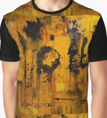 Oil Graphic T-Shirt