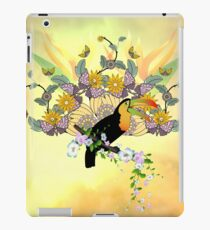Funny toucan iPad Case/Skin