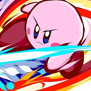 Kirby by saikoy