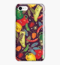 Hot & spicy! iPhone Case/Skin
