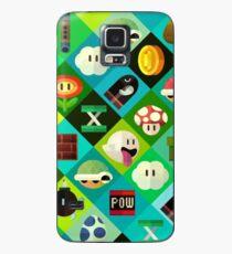 Mario Case/Skin for Samsung Galaxy