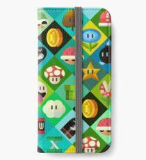 Mario iPhone Wallet/Case/Skin