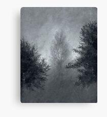 Morning Mist lV Canvas Print