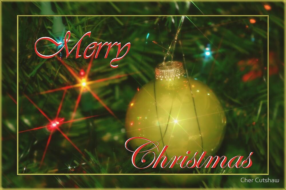Merry Christmas by Cher Cutshaw
