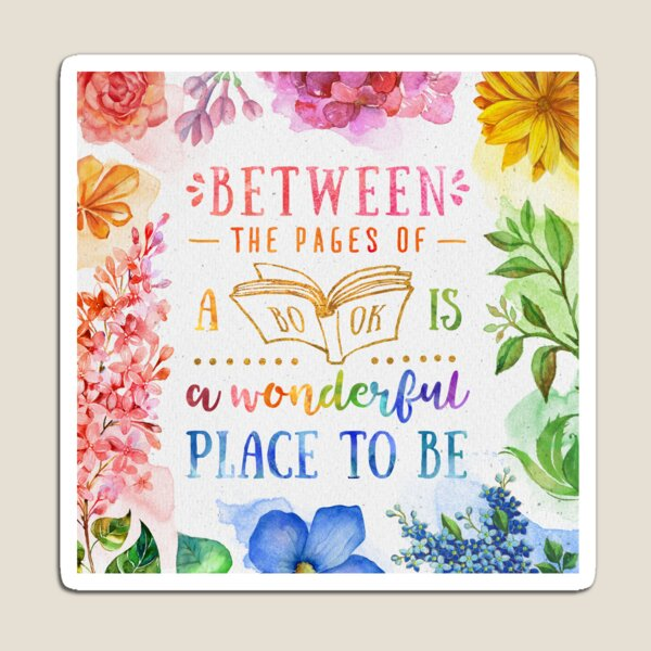Between the pages Magnet