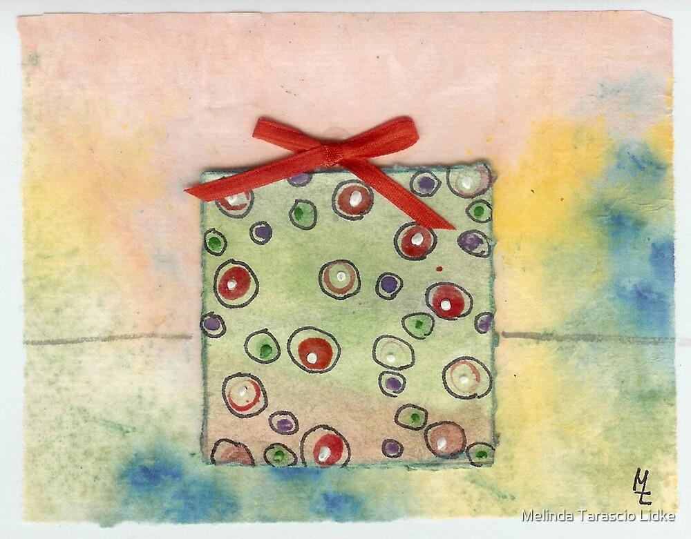 Christmas Present For You 20c by Melinda Tarascio Lidke