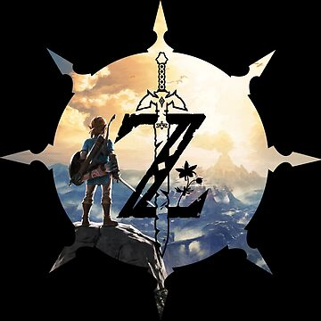 The Legend of Zelda - Breath of the Wild by fitoor