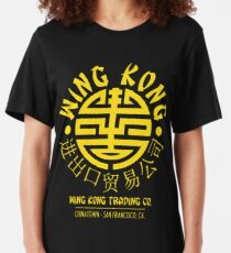 Wing Kong Trading Co Slim Fit T-Shirt