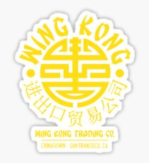 Wing Kong Trading Co Sticker