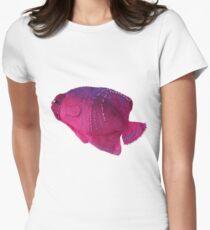 Tropical Wrasse Fish Reef Platoon T-Shirt