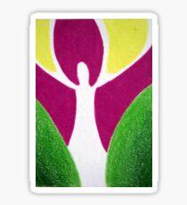 Orchid Celebration Sticker