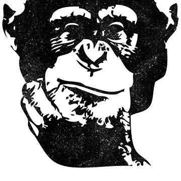 Think Chimp Mens by yaditrishop
