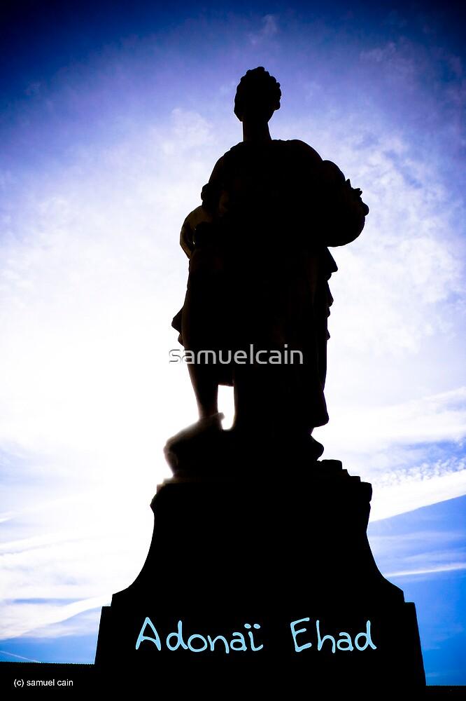 God is one by samuelcain