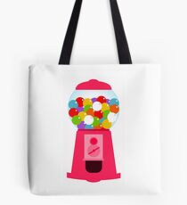 colorful candy dispenser Tote Bag