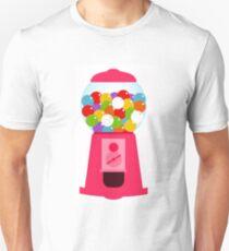 colorful candy dispenser Unisex T-Shirt