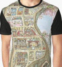 Brambly Hedge by Jill Barklem Graphic T-Shirt