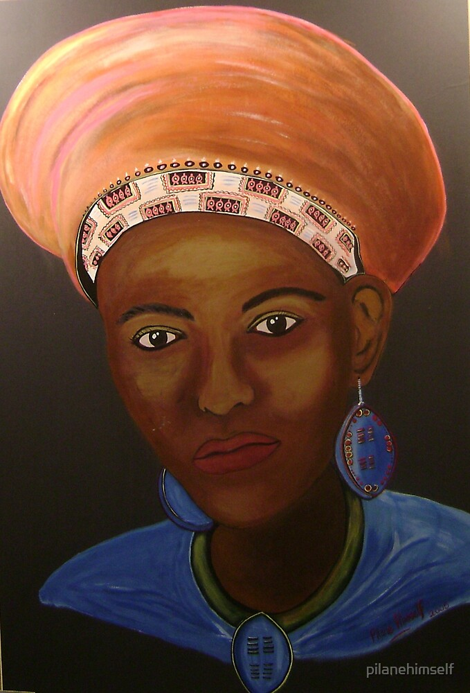Zulu Lady by pilanehimself