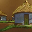 Xhosa Home by pilanehimself