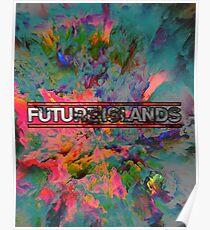 Future Islands RAN Poster